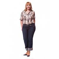 Капри джинсовые
