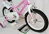 "Велосипед 14"" N-100 Pink, фото 2"