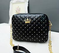 Женская сумка клатч Черный