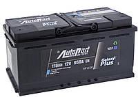 Аккумулятор автомобильный AutoPart Plus 110Ah/950A (0) R
