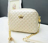 Женская сумка клатч Белый