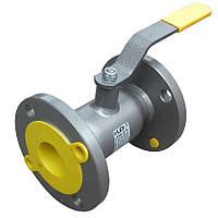 Кран шаровый стальной фланцевый LD Ду50