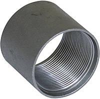 Муфта стальная ГОСТ 8966-75 Ду25