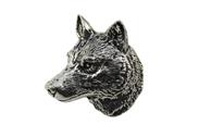 "Значок ""Голова волка"" (А66) Pewter Pins & Gifts, фото 2"