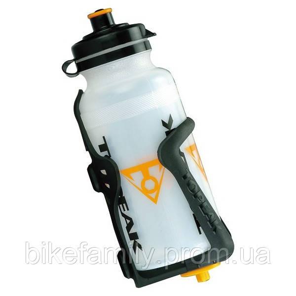 Регулируемый пластиковый велосипедный флягодержатель