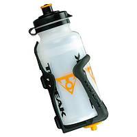 Регулируемый пластиковый велосипедный флягодержатель, фото 1