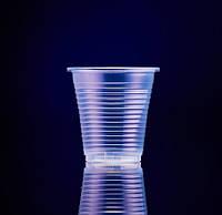 Стакан пластиковый одноразовый 180 эконом
