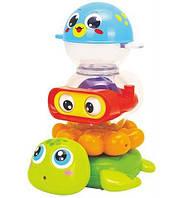 Игрушка Huile Toys Набор для купания Веселая компания (3112)
