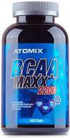 BCAA MAXX 2200, 400 капс