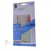 Пленка на Iphone 4G / 4S 3D icolor GA11, Защитная пленка для стекла