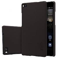 Nillkin Huawei P8 Lite Super Frosted shield black