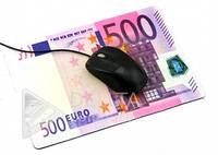 Коврик для компьютерной мыши Euro big, (28х20)
