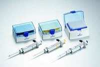 Наборы одноканальных микродозаторов Eppendorf Research plus 3-Packs, Тип Eppendorf Research plus 3-Packs, Вариант 1
