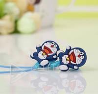 Наушники Doraemon JH-406, микрофона нет, mini jack 3.5m, наушники затычки