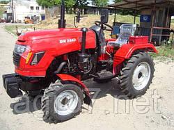 Новый трактор DW 244D уже в продаже. Новинка 2017 года!