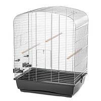 Клетка для попугая Inter zoo ELENA хром,54*39*71см