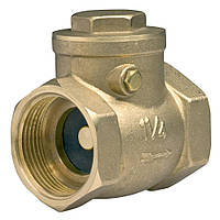 Клапан обратный поворотный резьбовой 1180 Ду 25 Ру 16