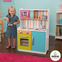 Детская деревянная кухня Kidkraft Bright Toddler, фото 1