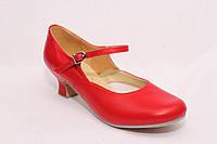 Туфли для народных танцев(Н-5)