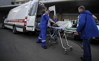 Перевезти пациента из одной больницы в другую