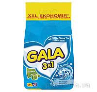 Стиральный порошок Gala Автомат СМЗ Морская свежесть 6 кг 89804