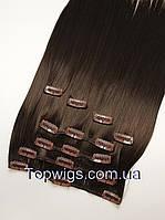 Волосы с заколками Clip EX01: цвет 8