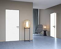 Межкомнатная дверь ELDOORstandart Модель Laminat(структурный ламинат) Нордик 0101 в проем 2100х700