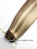 Волосы с заколками Clip EX01: цвет 12-26