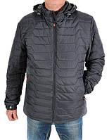 Стильная стеганная мужская куртка