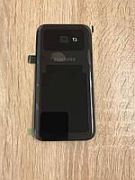 Крышка задняя Samsung A520 GH82-13654A Black оригинал!
