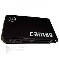 Картридер 0515, Внешний, USB 2.0, RS-MMC microSD M2 MS MS Duo MMC, Usb картридер
