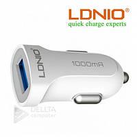 Автомобильное зарядное устройство+ micro USB кабель DL-C 17, зарядка автомобильная для телефона