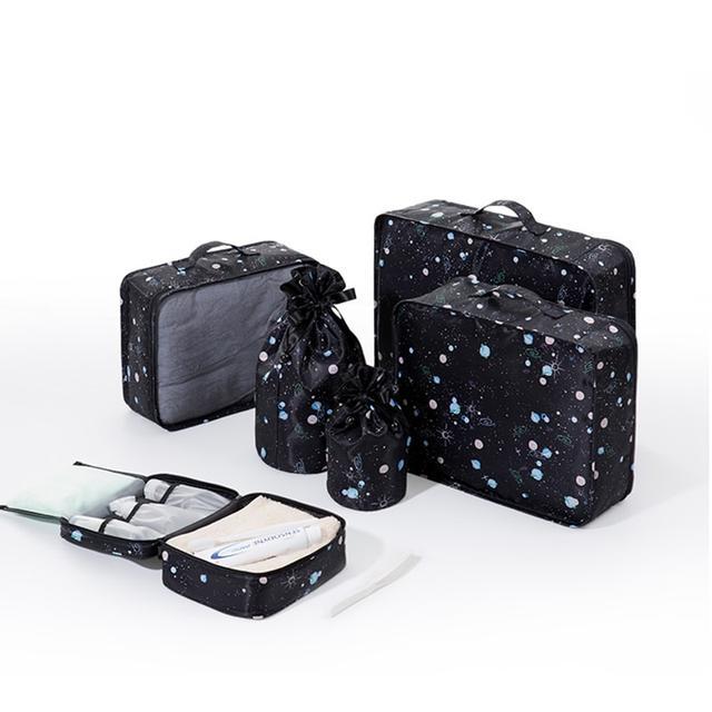 Комплект сумочек в чемодан