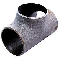 Тройник стальной переходной Ду57*3,5 Х Ду48*3