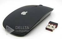 Мышка Apple беспроводная, оптическая, 2.4 ГГц, USB, батарейки ААА, мышь для ноутбука