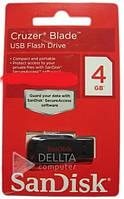 Флешка SanDisk 4Gb, Флешка USB 4Гб