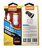 Универсальное автомобильное зарядное устройство LDNIO DL-C22 кабель, 2USB, 12 - 24V, 2.1А, зарядка автомобильная для телефона LDNIO