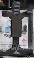 """Автомобильный универсальный держатель для PC Apricot T13 пластик, 360"""", черный, автомобильный держатель, автодержатели , фото 1"""