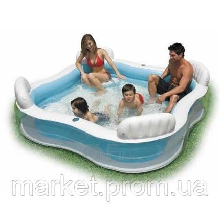 Надувной бассейн Intex-57475
