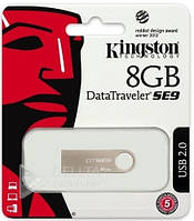 Флешка Kingston 8Gb, Носитель информации 8Гб