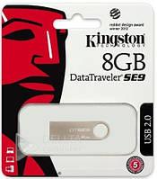 Флешка Kingston 8Gb, Носитель информации 8Гб