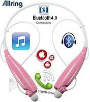 Наушники беспроводные HBS-730 с bluetooth, 2.480 ГГц, 30mA, микрофон, 2×20 МВт, водонепроницаемый, с шумоподавлением, гарнитура с блютузом