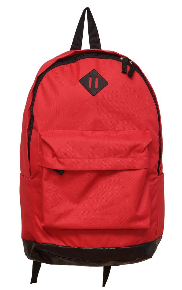 Городской рюкзак L88 red/black