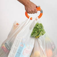 Держатель для пакетов One-trip GRIP 16,5 х12 см пластик