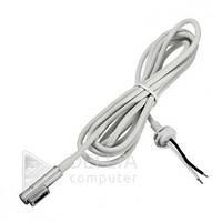 Кабель, провод блок питания / зарядки ноутбука APPLE original L pin, 12.8 * 5.3 mm L pin 45-80W, провод для ноубука ремонтный APPLE original L pin