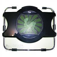Кулер K-8068F, 0.15А, 0.75W, 1000RPM, 5В, Подставка для охлаждения ноутбука
