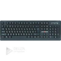 Клавиатура проводная LP-KB 052, игровая клавиатура, USB, задняя подсветка, кабель 1.6м, клавиатура с юсб LP-KB 052