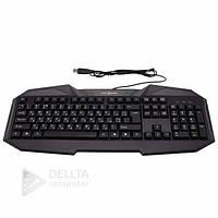 Клавиатура проводная LP-KB 050, USB, Мембранная, русская раскладка, Клавиатура для ПК с юсб