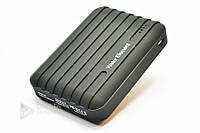 Портативное зарядное устройство Power bank A10 10400mAh, фонарик, USB: 1A / 2.1A, внешний аккамулятор Портативное зарядное устройство Power bank A10