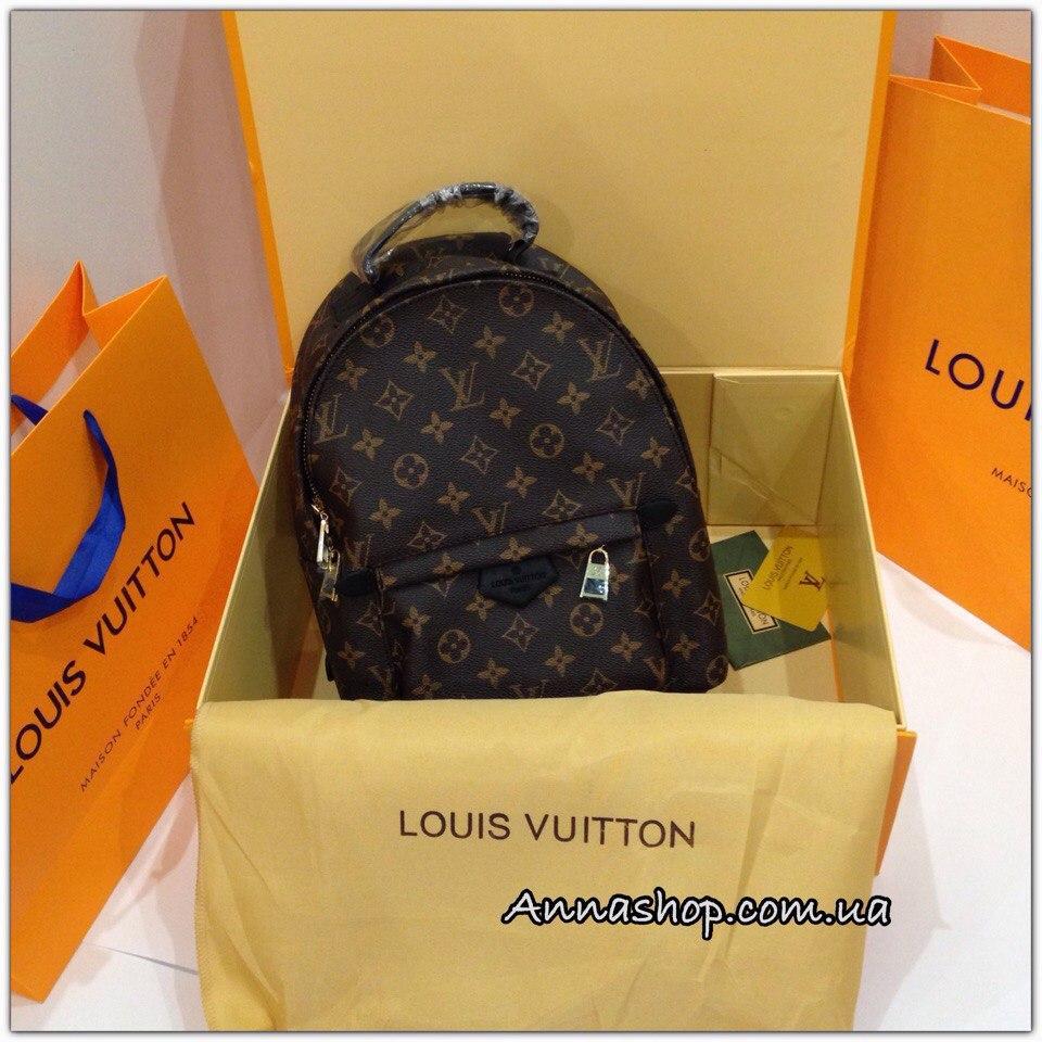 59872ffe2e0f Рюкзак Луи Витон Louis Vuitton Monogram средний: продажа, цена в ...